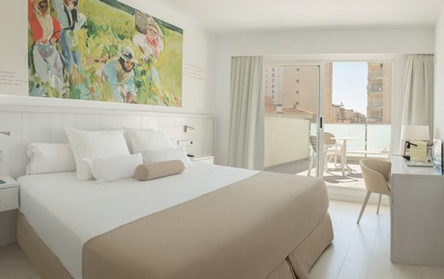'the tower' standard villa luz family gourmet & all exclusive hotel gandia beach