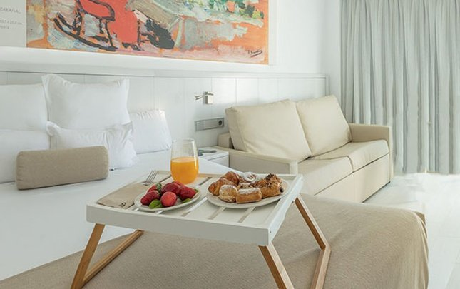 'the residence' standard villa luz family gourmet & all exclusive hotel gandia beach