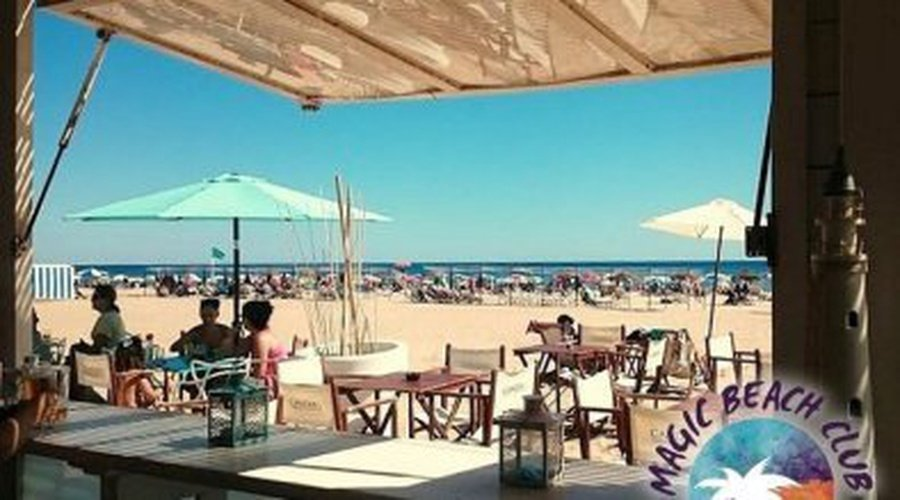 'Magic Beach Club' Villa Luz Family Gourmet & All Exclusive Hotel Gandia beach
