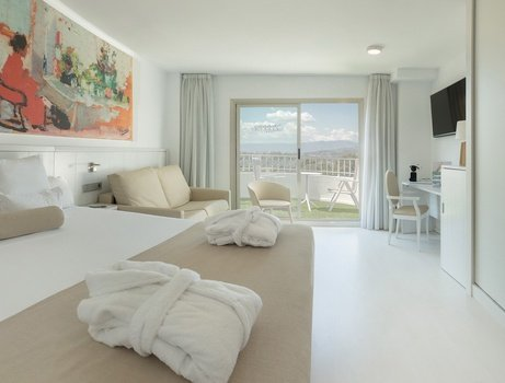 'the residence' supreme villa luz family gourmet & all exclusive hotel gandia beach