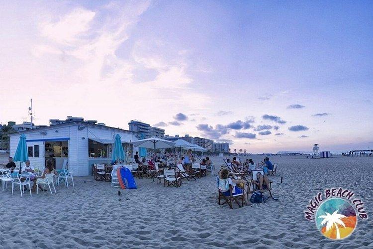 'Magic Beach Club' Villa Luz Family Gourmet & All Exclusive Hotel Gandia beach