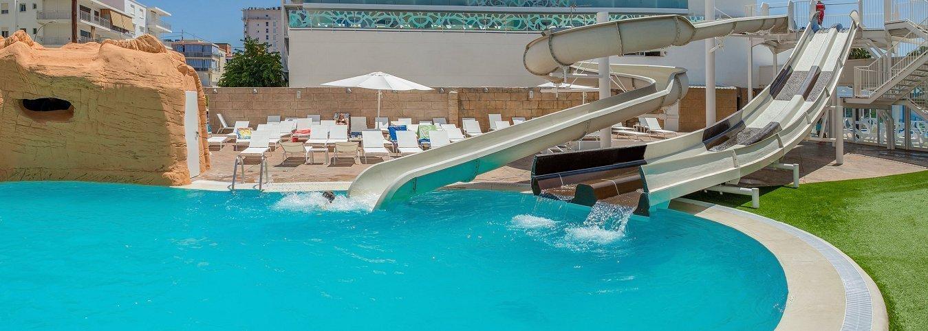 Toboganes Magic Aqua Experience™ Villa Luz Family Gourmet & All Exclusive Hotel